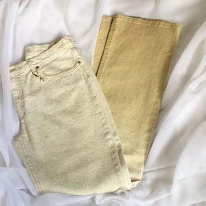 Vintage Roberto Cavalli High Waisted  Jean